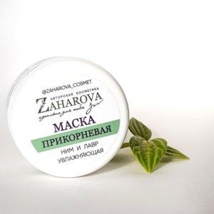 Маска для кожи головы и волос НИМ И ЛАВР — Мария Захарова — 60 гр