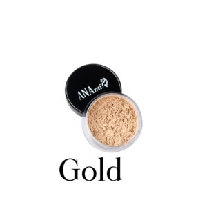 Хайлайтер сатиновый Gold — Anaminerals — 3 гр