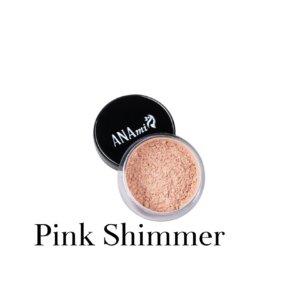 Хайлайтер шиммерный Pink Shimmer — Anaminerals — 3 гр