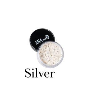 Хайлайтер сатиновый Silver — Anaminerals — 3 гр