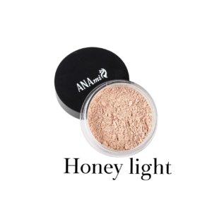 Минеральная пудра-основа Honey Light — Anaminerals — 4,8 гр