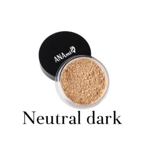 Минеральная пудра-основа Neutral Dark — Anaminerals — 4,8 гр