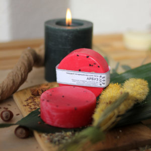 Кондиционер для тела «Арбуз» — Elska Cosmetic — 60 гр