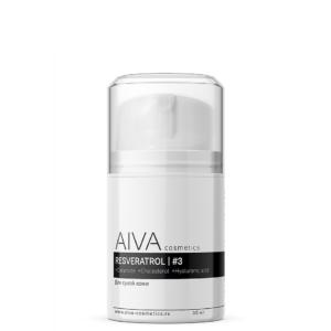 Восстанавливающий крем с ресвератролом#3 для сухой кожи — AIVA COSMETICS — 30 мл