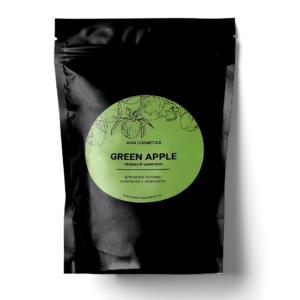 Твердый шампунь GREEN APPLE эконом — AIVA COSMETICS — 50 гр