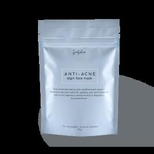 Альгинатная маска для проблемной кожи с чайным деревом — Smorodina — 45г