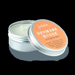 Натуральная свеча для аромамассажа «Дания» — Smorodina — 50 мл
